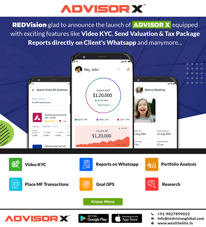 Advisor App Launch